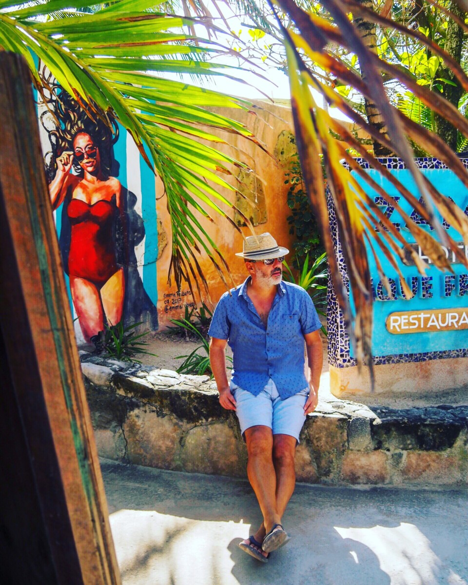 Tulum Mexico with Seen by Solomon travel blog by David and Angela Solomon