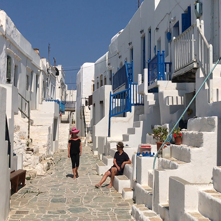 Folengandros greek island with Seen by Solomon travel blog aka David and Angela Solomon