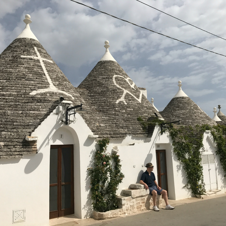 Alberobello for the love of Trulli!