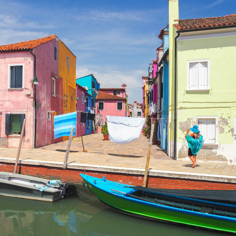 Burano, Venice Italy with Seen by Solomon travel blog by David and Angela Solomon