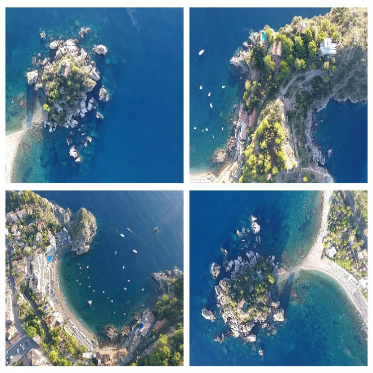 Isola Bella near Taormina Sicily with Seen by Solomon travel lifestyle blog
