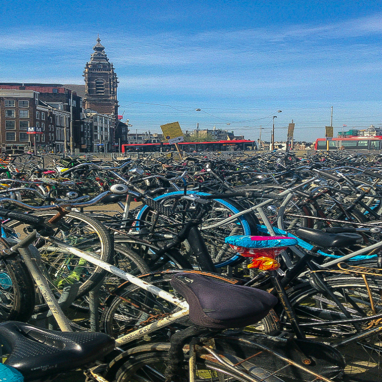 Amsterdam with Seen by Solomon travel blog by David and Angela Solomon