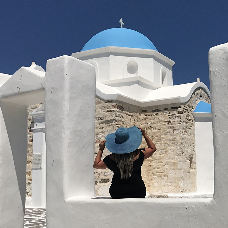 Paros Greece with Seen by Solomon travel lifestyle blog by David & Angela Solomon
