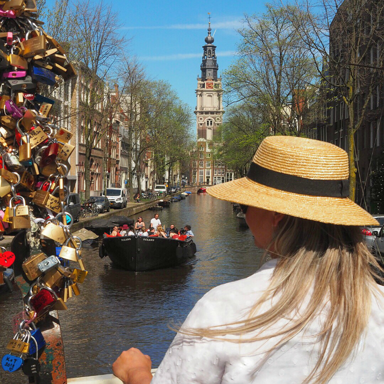 Amsterdam with Seen by Solomon travel blog of David and Angela Solomon