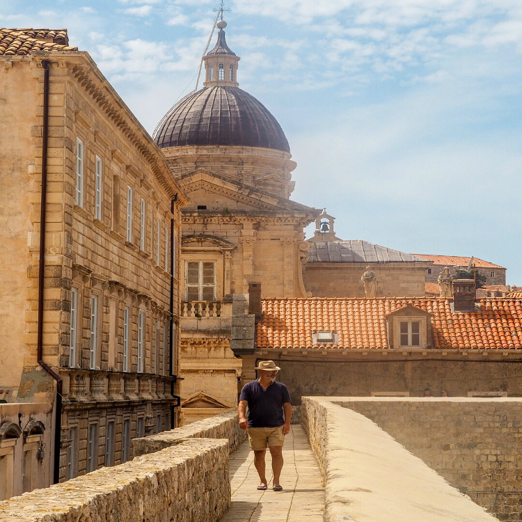 Dubrovnik with Seen by Solomon travel blog of David and Angela Solomon