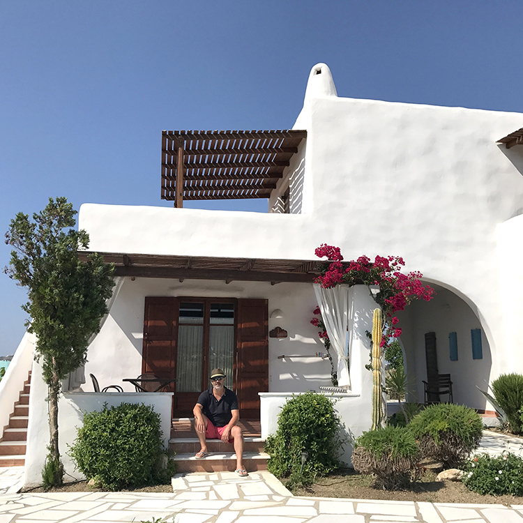 Paros Greece with Seen by Solomon travel lifestyle blog by David and Angela Solomon