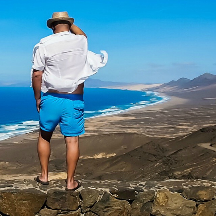 Fuerteventura with Seen by Solomon travel blog of David and Angela Solomon
