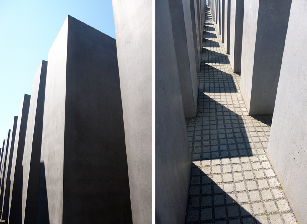 Berlin's Holocaust Memorial, Germany with Seen by Solomon travel blog