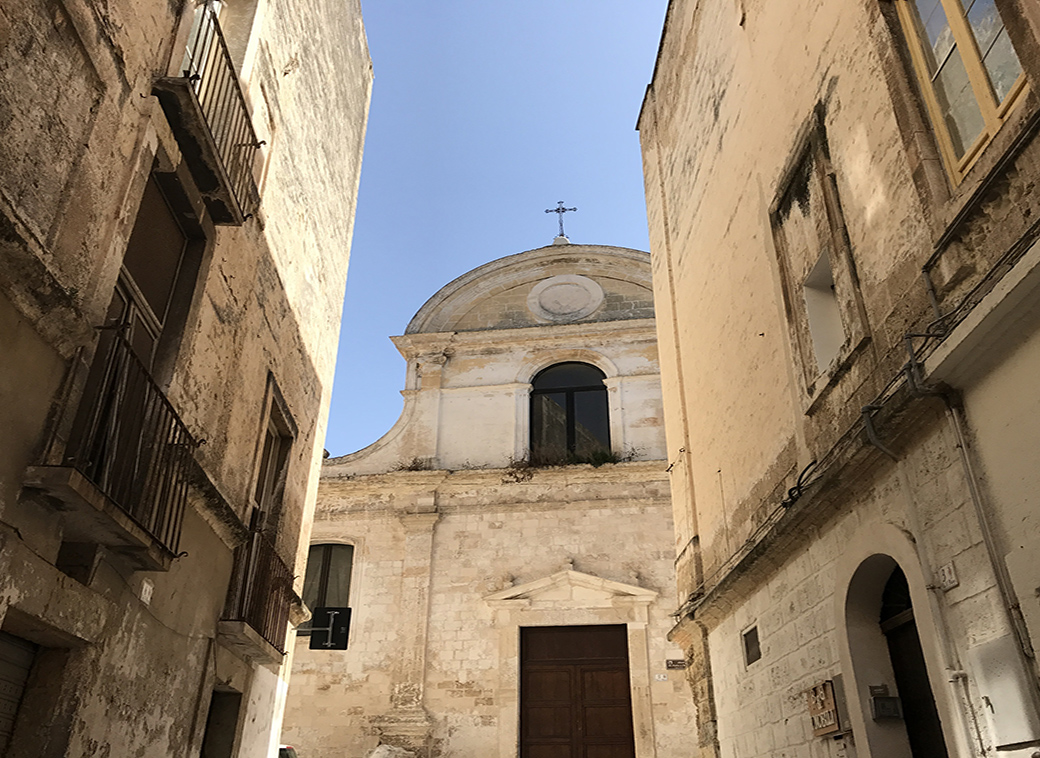 Monopoli Italy with Seen by Solomon travel lifestyle blog