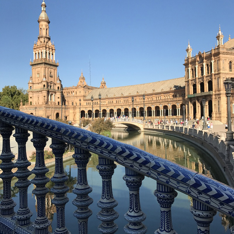 Seville, Spain with Seen by Solomon travel and lifestyle blog by David and Angela Solomon