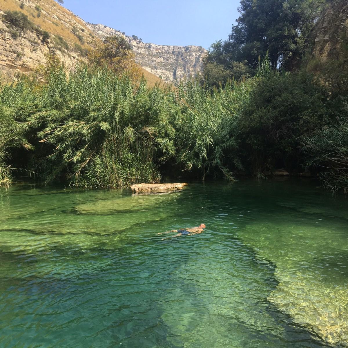 Cava Grande, Sicily with Seen by Solomon travel blog