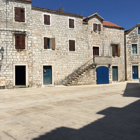 Stari Grad on the island of Hvar, Croatia with Seen by Solomon travel blog