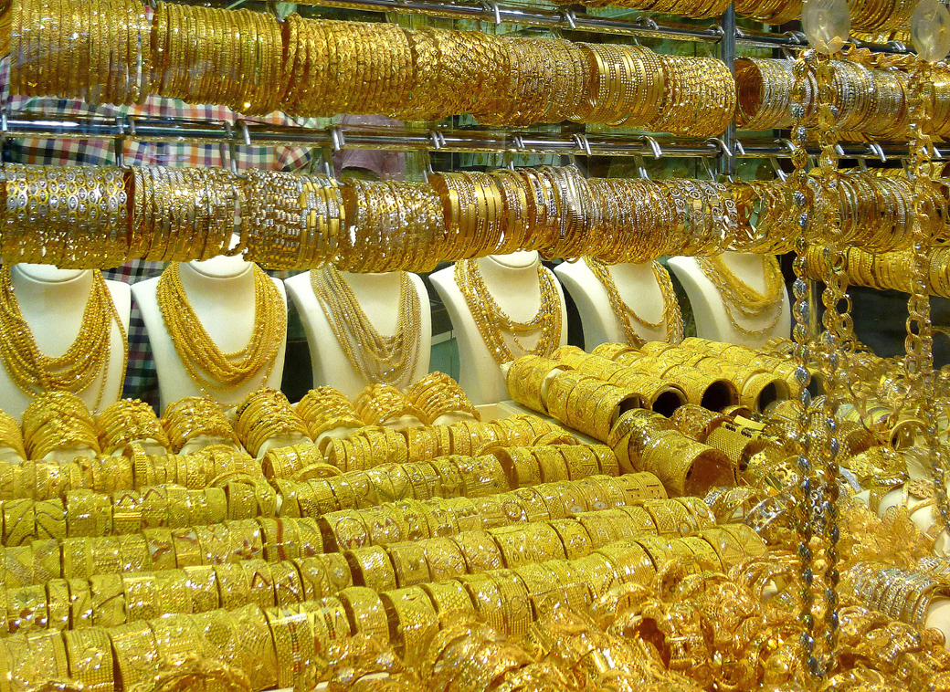gold souk in Dubai old town UAE with Seen by Solomon travel blog