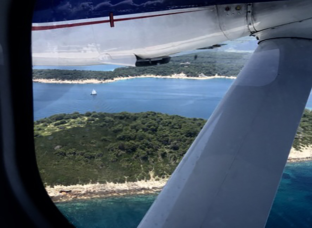 Seaplane review from Split to the island of Hvar, Croatia with Seen by Solomon travel blog