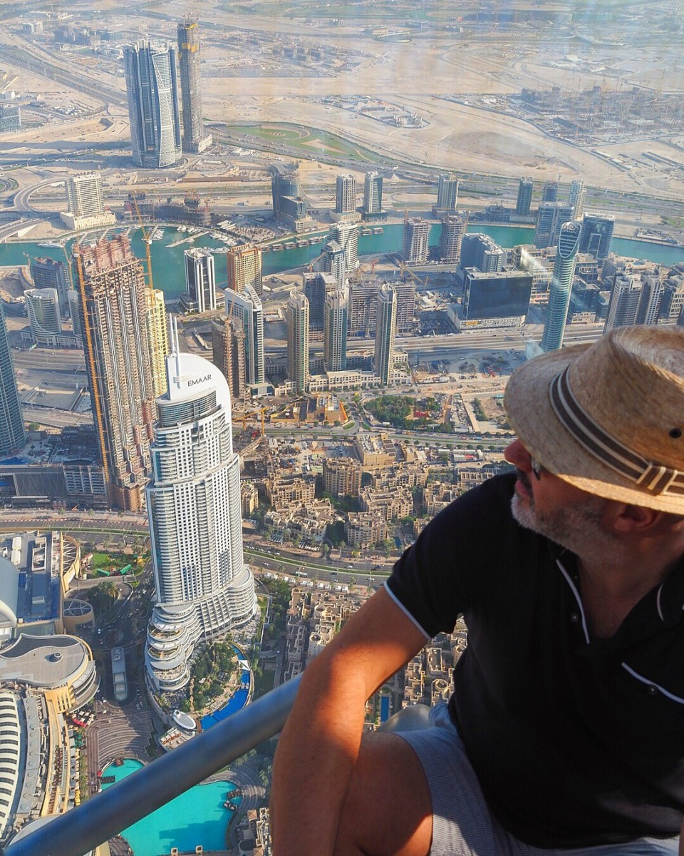Burj Khalifa – world's tallest building review!