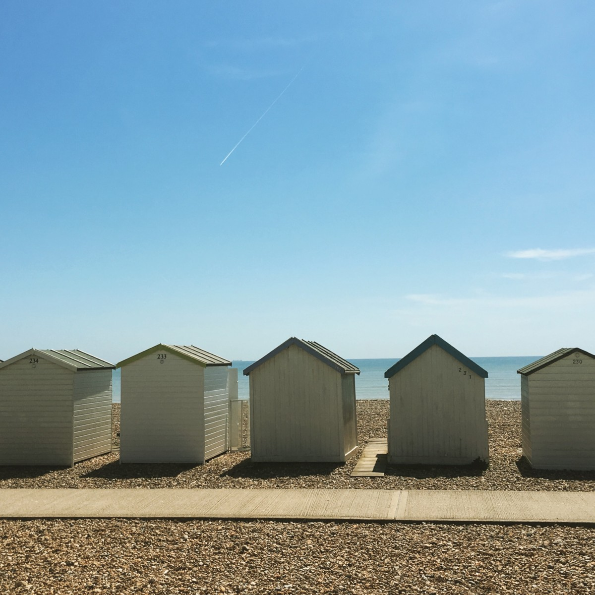 By the sea, West Sussex UK, with Seen by Solomon travel blog