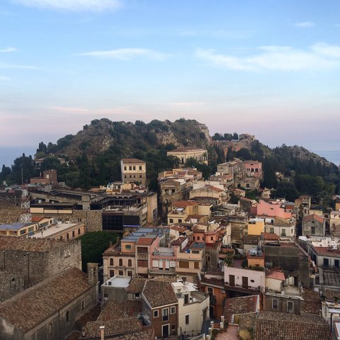 more of Taormina, Sicily with Seen by Solomon travel blog