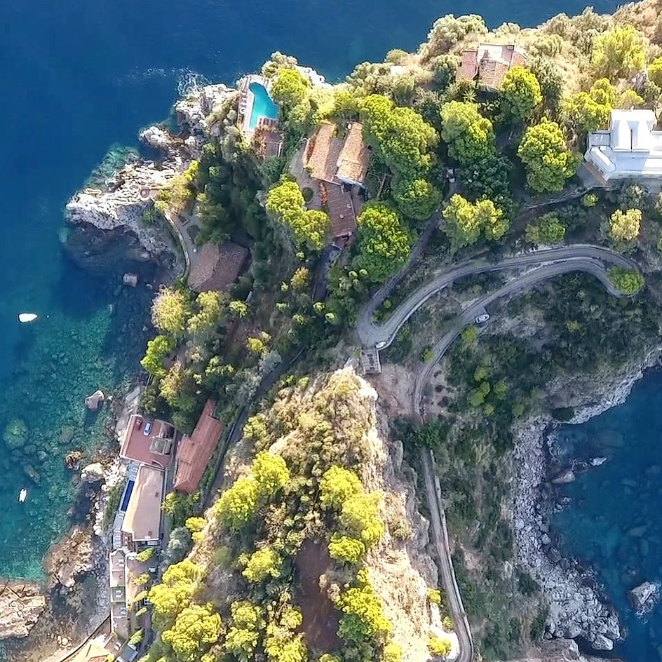 Isola Bella, Sicily, near Taormina with Seen by Solomon travel blog