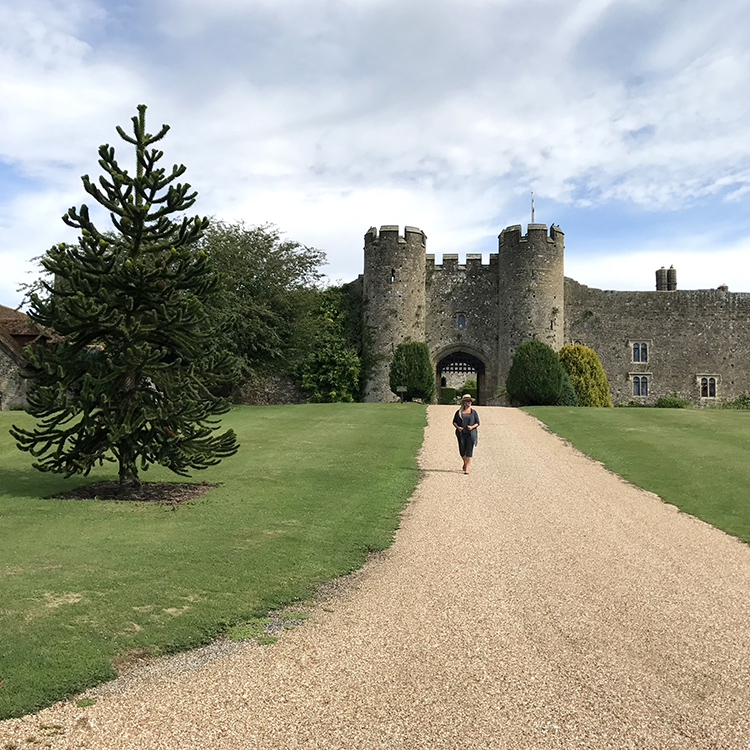 Amberley Castle – a perfect afternoon!