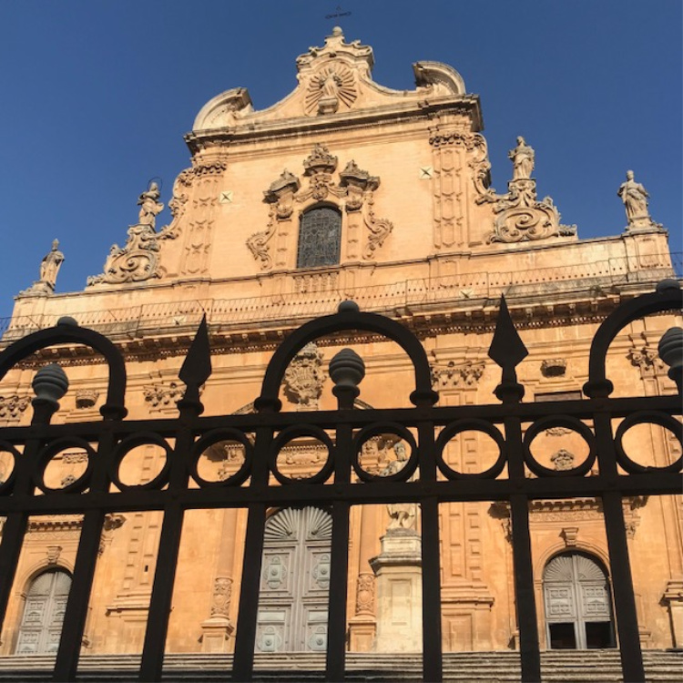 Modica Sicily Italy with David and Angela Solomon of travel blog Seen by Solomon