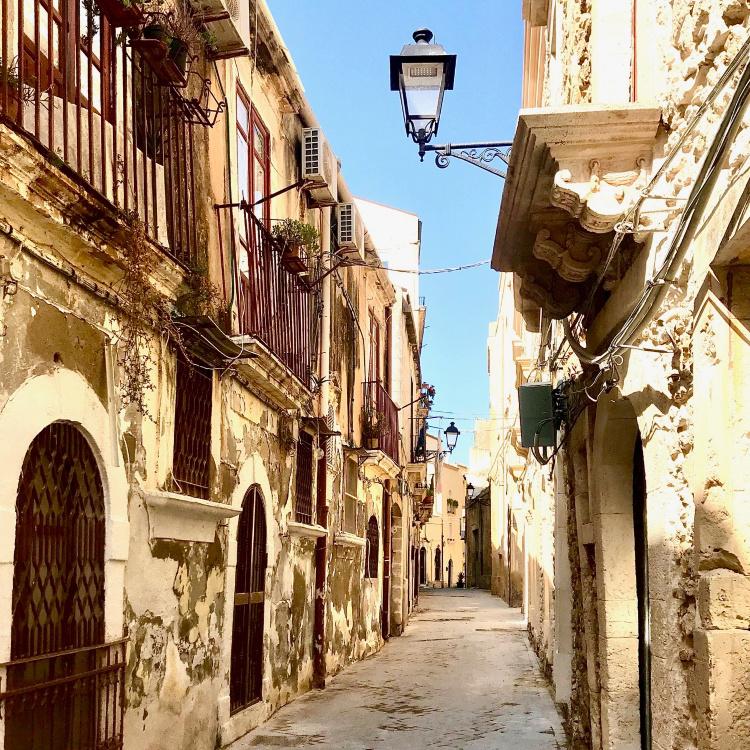 Ortigia Sicily Italy with David and Angela Solomon of travel blog Seen by Solomon