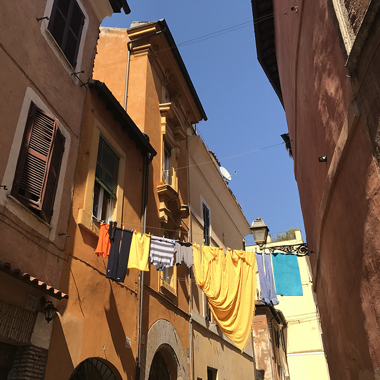 Trastevere, Rome Italy with Seen by Solomon travel blog by David and Angela Solomon