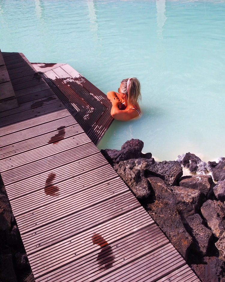 The Blue Lagoon – an Icelandic dream!