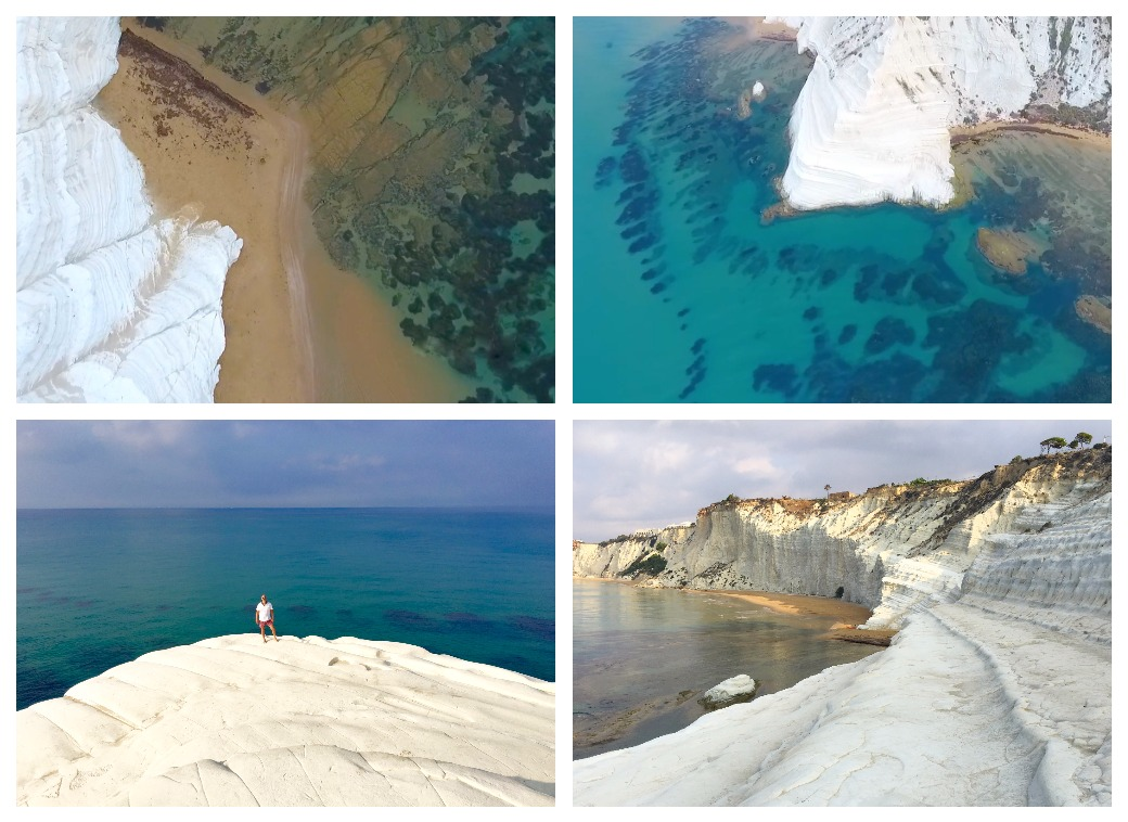 Scala dei Turchi in Sicily with Seen by Solomon travel lifestyle blog