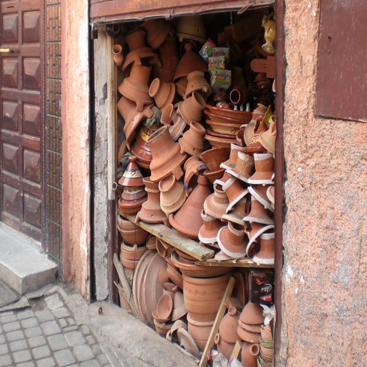 Marrakech tagine with Seen by Solomon travel blog