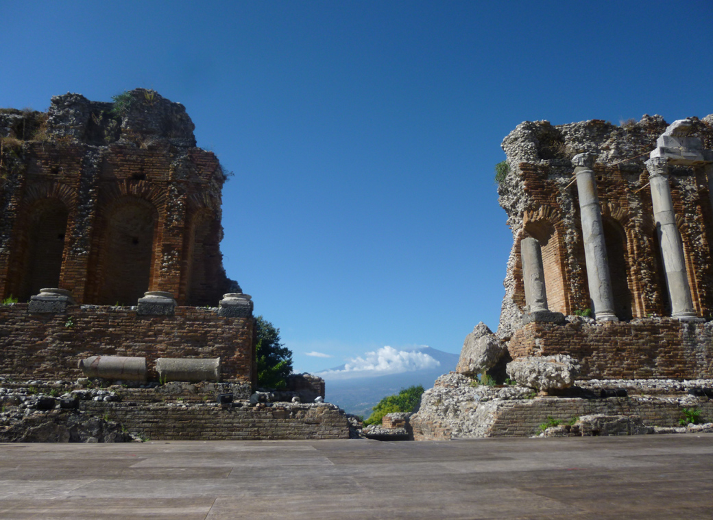 Taormina, Sicily, Italy with Seen by Solomon travel blog