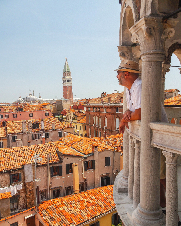 Venice, Italy with Seen by Solomon travel blog