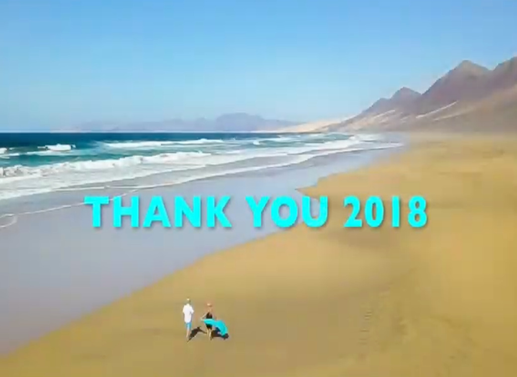 Seen by Solomon 2018 thank you video