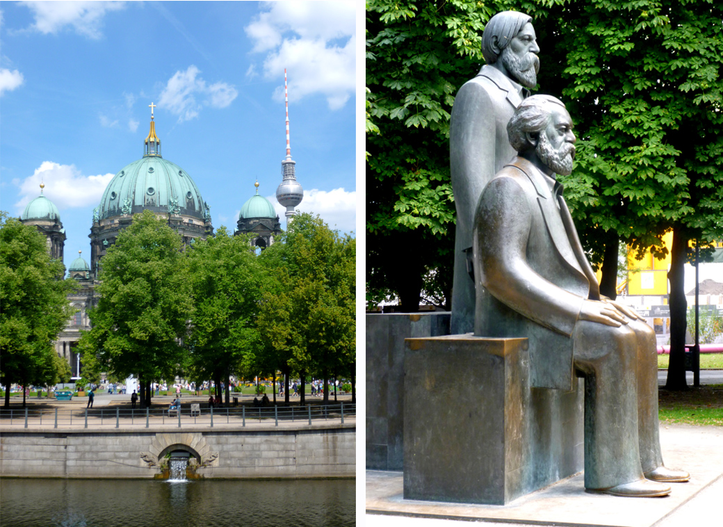 Berlin, Germany with Seen by Solomon travel blog