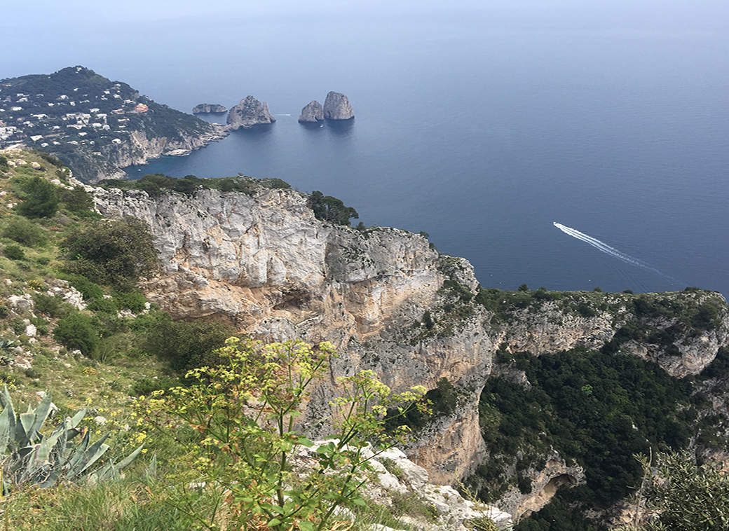 view6 of Amalfi coast, Italy, with Seen by Solomon travel blog