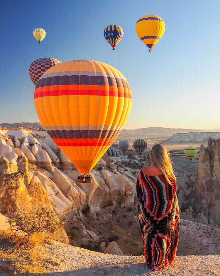 Cappadocia, Turkey with David and Angela Solomon travel blog Seen by Solomon