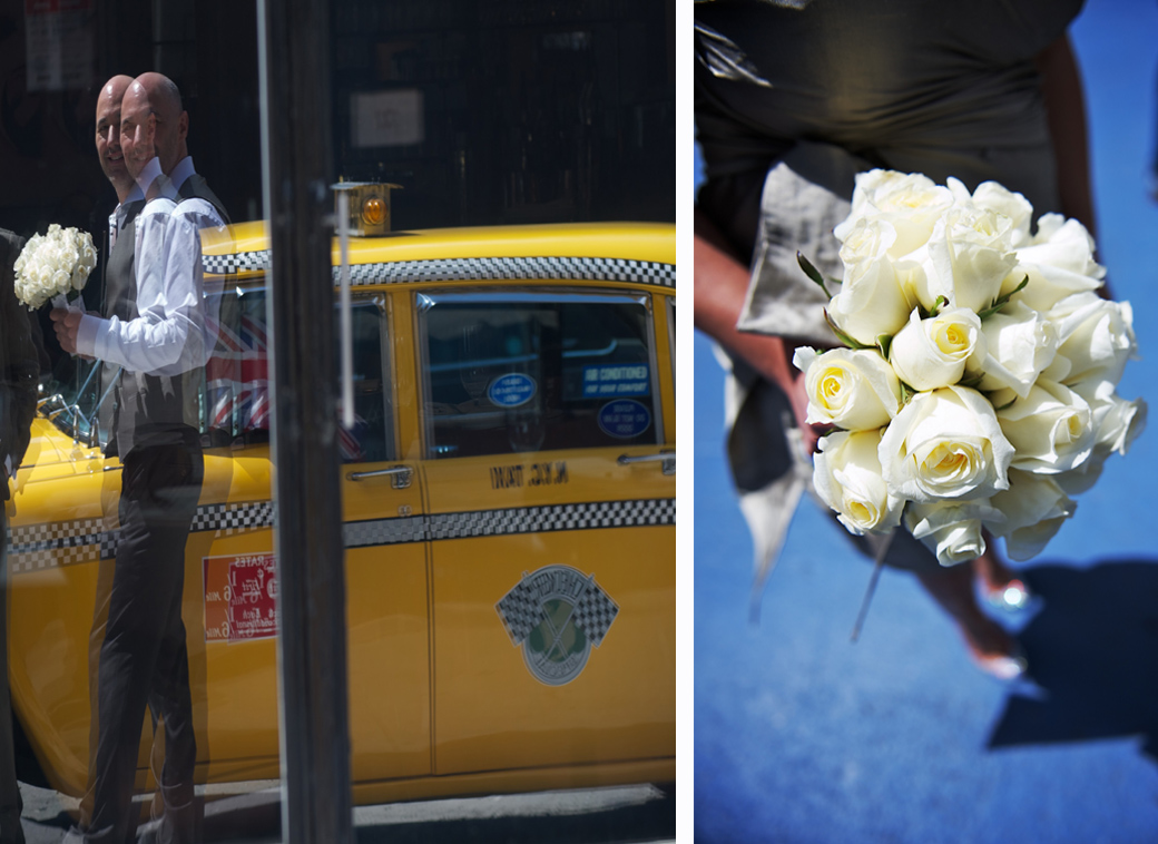 NYC wedding David & Angela with Seen by Solomon travel blog . photos courtesy of Brian Friedman