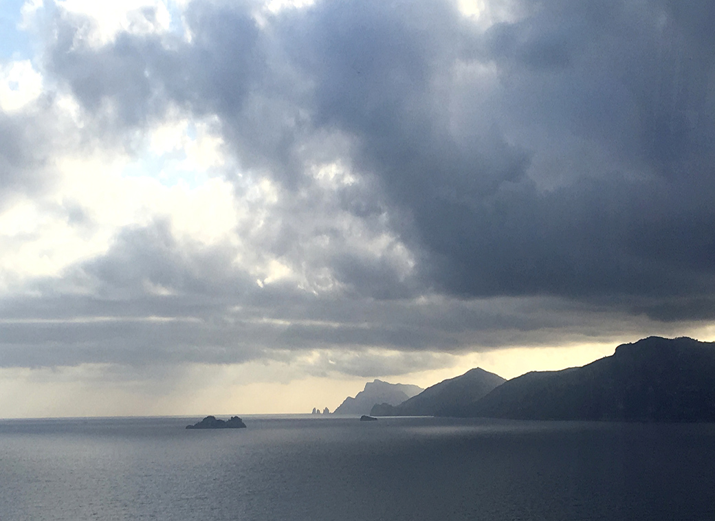 view8 of Amalfi coast, Italy, with Seen by Solomon travel blog