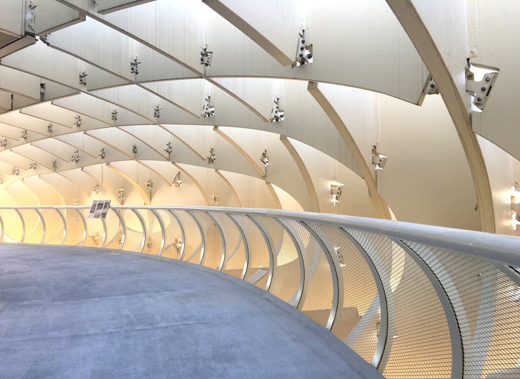 Metropol Parasol, Seville, Spain with Seen by Solomon travel blog