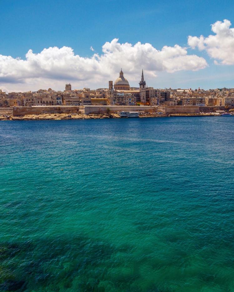 Malta with David and Angela Solomon travel blog Seen by Solomon
