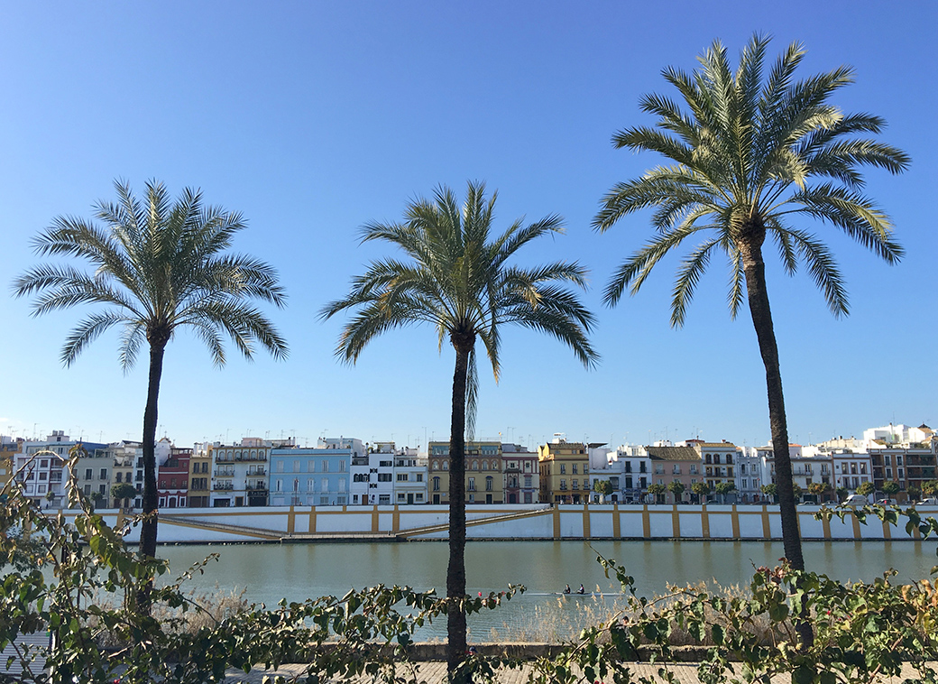 Seville, Spain with Seen by Solomon travel blog