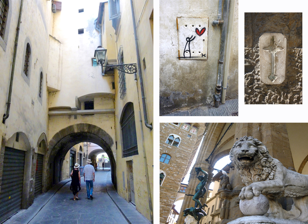 Florence Italy beauty, interest, art and sculpture at every turn by Seen by Solomon travel blog
