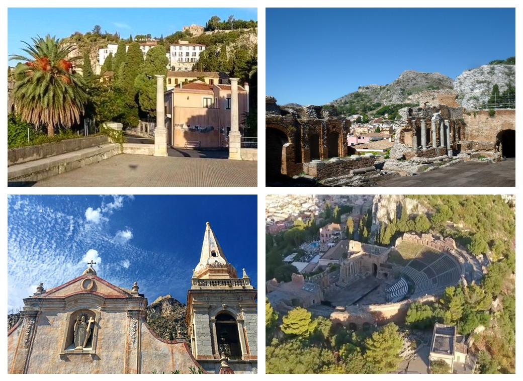 Taormina Sicily with Seen by Solomon travel lifestyle blog